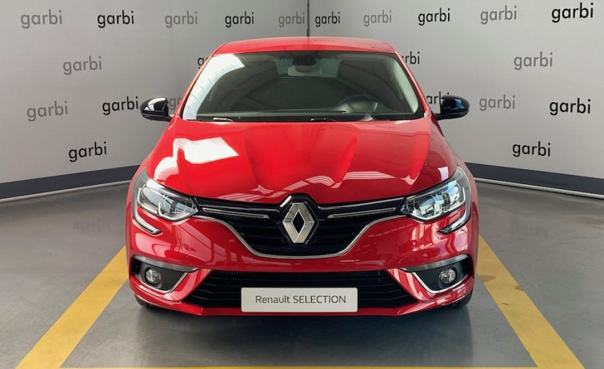 RENAULT Mégane 1.3 TCe GPF Limited 85kW