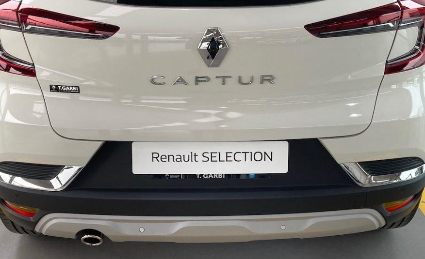RENAULT Captur Zen TCe 74kW 100CV